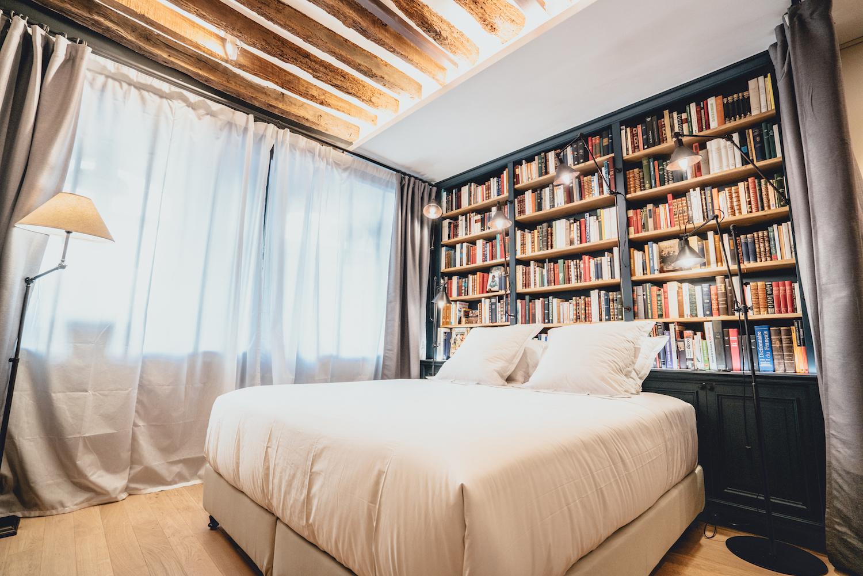 chambre hotel romantique marais paris, suite boutique hotel Paris ...