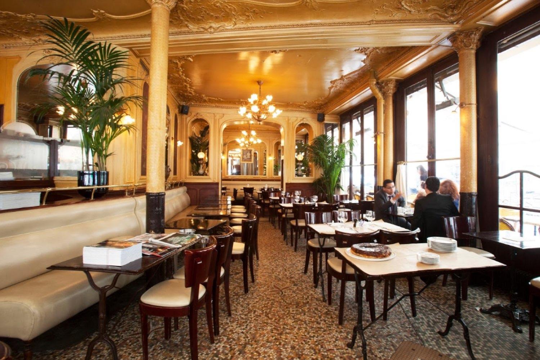Square trousseau paris bastille restaurant marche aligre for Restaurant la salle a manger paris