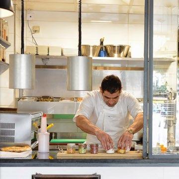 Restaurant Table Daligre